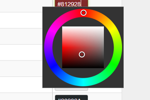 Quickly set your color scheme with the CSS Theme Builder